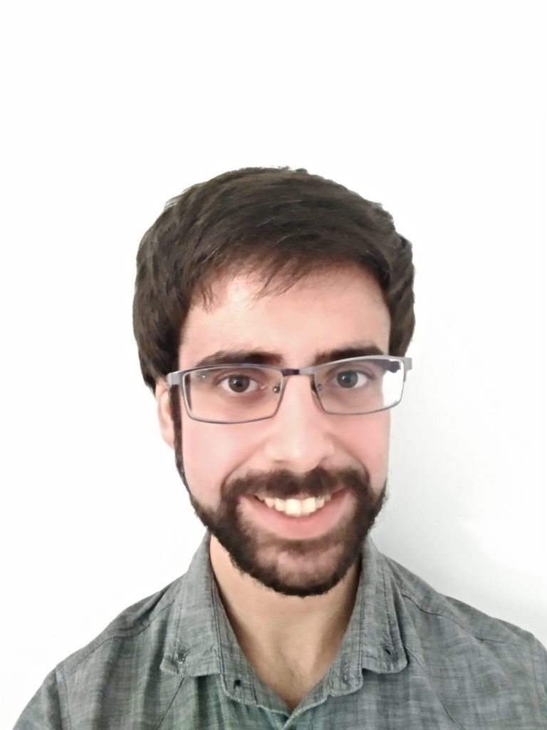 Fernando Gago Encinas, University of Kassel